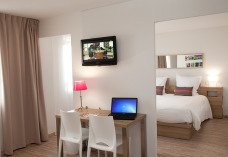 Ténéo Apparthotel Mérignac - Suite Junior
