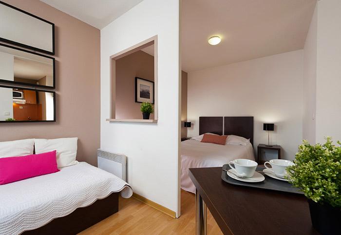 Bordeaux saint jean t n o for Bordeaux appart hotel