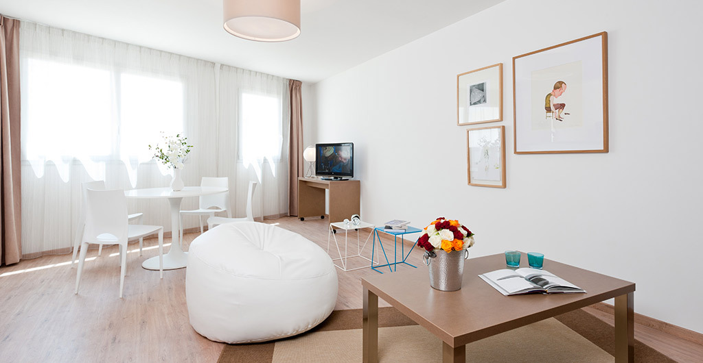 Ténéo Apparthotel Talence Arthena - Suite T2