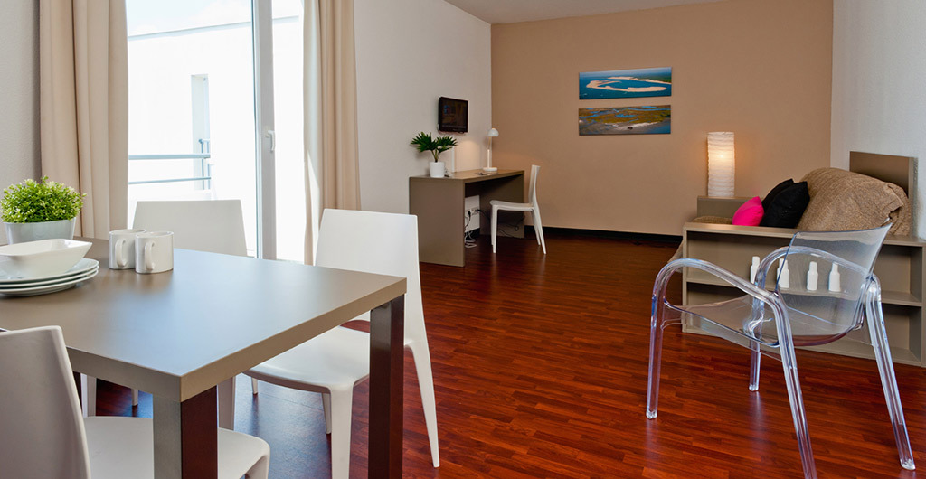 Talence t n o for Appart hotel talence