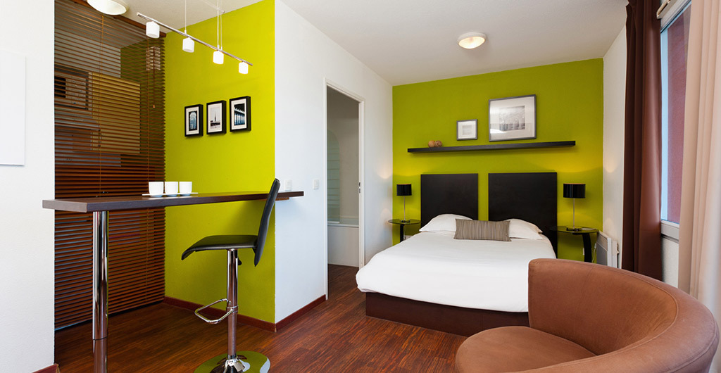 Ténéo Apparthotel Talence - Suite Junior