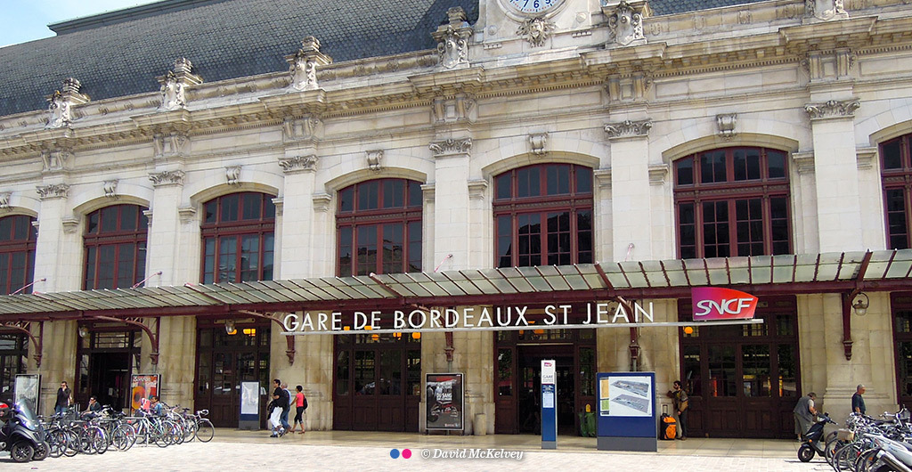 Bordeaux Saint-Jean - Gare