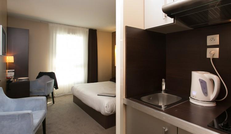Apart hotel bordeaux teneo apparthotel bordeaux m rignac for Appart hotel mediterranee